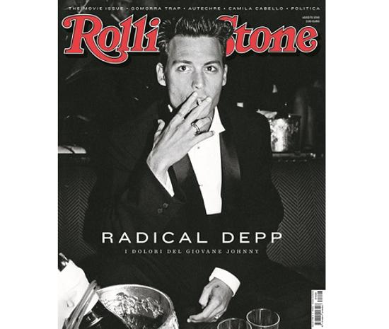 Immagine di n.44 - Agosto 2018 - Radical Depp