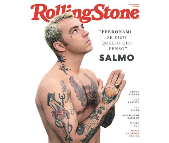 Immagine di n.47 - Novembre 2018 - Salmo