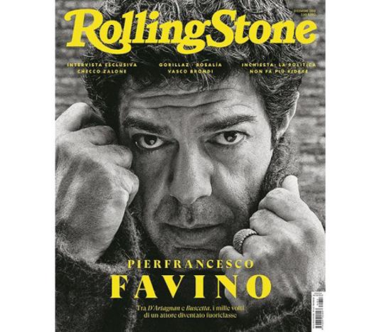 Immagine di n.48 - Dicembre 2018 - Pierfrancesco Favino