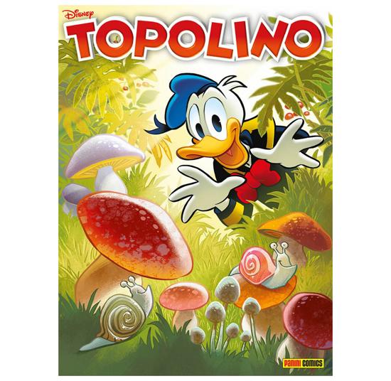 Immagine di TOPOLINO 6 mesi - Abbonamento (Italia) 26 copie. Carta + Digitale + BORSA